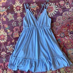 NWT Blue ASOS Dress